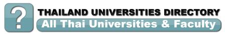 Thailand Universities
